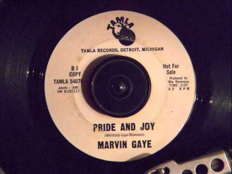 MARVIN GAYE -  PRIDE AND JOY