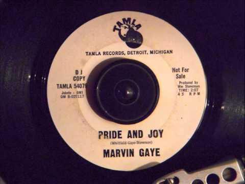 marvin gaye pride and joy
