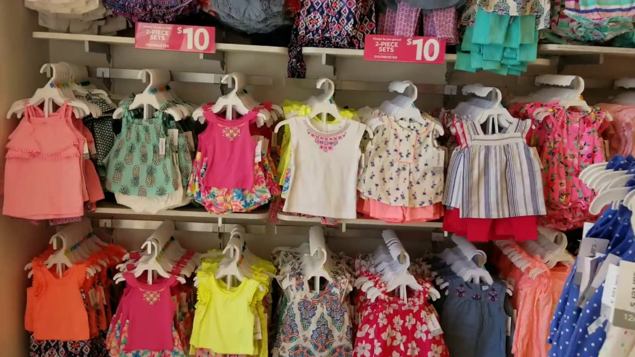 df8eee920c92 New Cute Must Have Baby Clothes At Carter's - YouTube