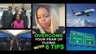 OVERCOME YOUR ANXIETY & FEAR OF FLYING WITH 6 TIPS | BRANDYWINE