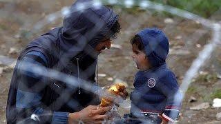 على الحدود المقدونية التركية يوجد لاجئون بحاجة الى الأمل   7-3-2016