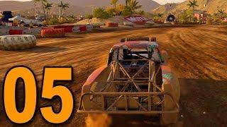 Dirt 4 - Part 5 - Trophy Truck Racing