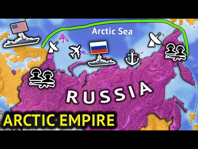 Russia Increases its Military Power in the Arctic against the US