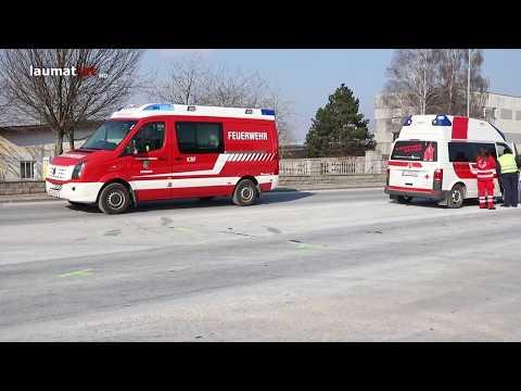 Verkehrsunfall Auf Traunuferstraße In Ansfelden Endet Glimpflich