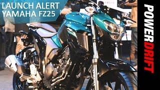 Yamaha FZ25 : Too little too late. Or is it? : PowerDrift