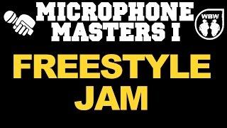 Freestyle Jam @ Microphone Masters @ Te-tris, Duże Pe, Muflon, Flint, Puoć, Rufin MC