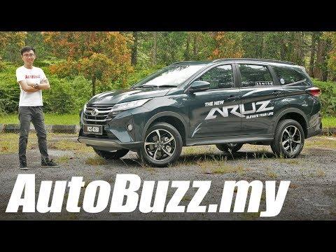 Perodua Aruz 1.5 AV Review - AutoBuzz.my