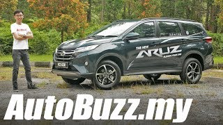Perodua Aruz 1.5 AV Review - AutoBuzz.my