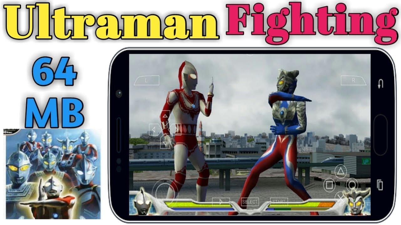 download game ppsspp ultraman zero