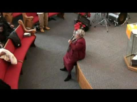 House Of Prayer For All People    Overseer Mother Jenkins