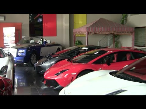 Dubai Supercar Showroom Part Youtube