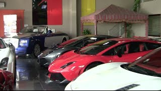 Dubai Supercar Showroom Part 3