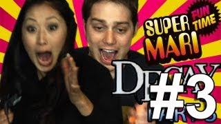 PUZZLE SOLVING IN DECAY PT 3 (Super Mari Fun Time)
