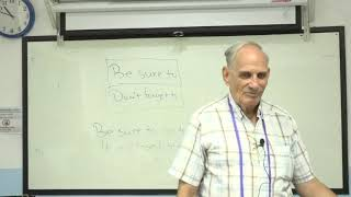 Learn English เรียนภาษาอังกฤษ : suraphet 5601: Teacher John, USA. John  13 November 2018
