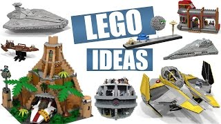 LEGO Star Wars - Sets Ideas