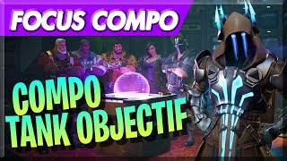 Compo tank objective, the one that will make your goals indestructible! [Fortnite save the world]