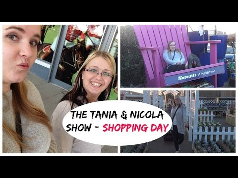 The Tania And Nicola Show S02E03 - Shopping Day Out