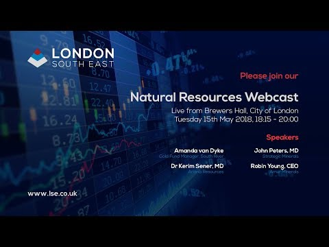 London South East Natural Resources Webcast