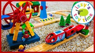 BRIO WORLD REAL LIFE TRACK! Thomas and Friends Toy Trains for Kids