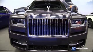 2019 Rolls Royce Cullinan - Exterior and Interior Walkaround - Debut at 2019 Montreal Auto Show