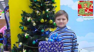 Шопинг в Магазине Игрушек с Игорьком, Покупаем Подарки, Видео для детей
