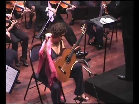 Gaëlle Solal - Concierto de Aranjuez (I. Allegro con spirito)
