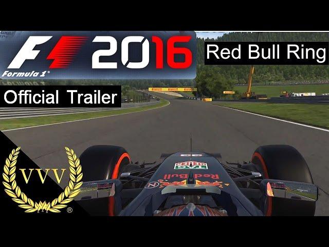 F1 2016 Red Bull Ring Gameplay Trailer