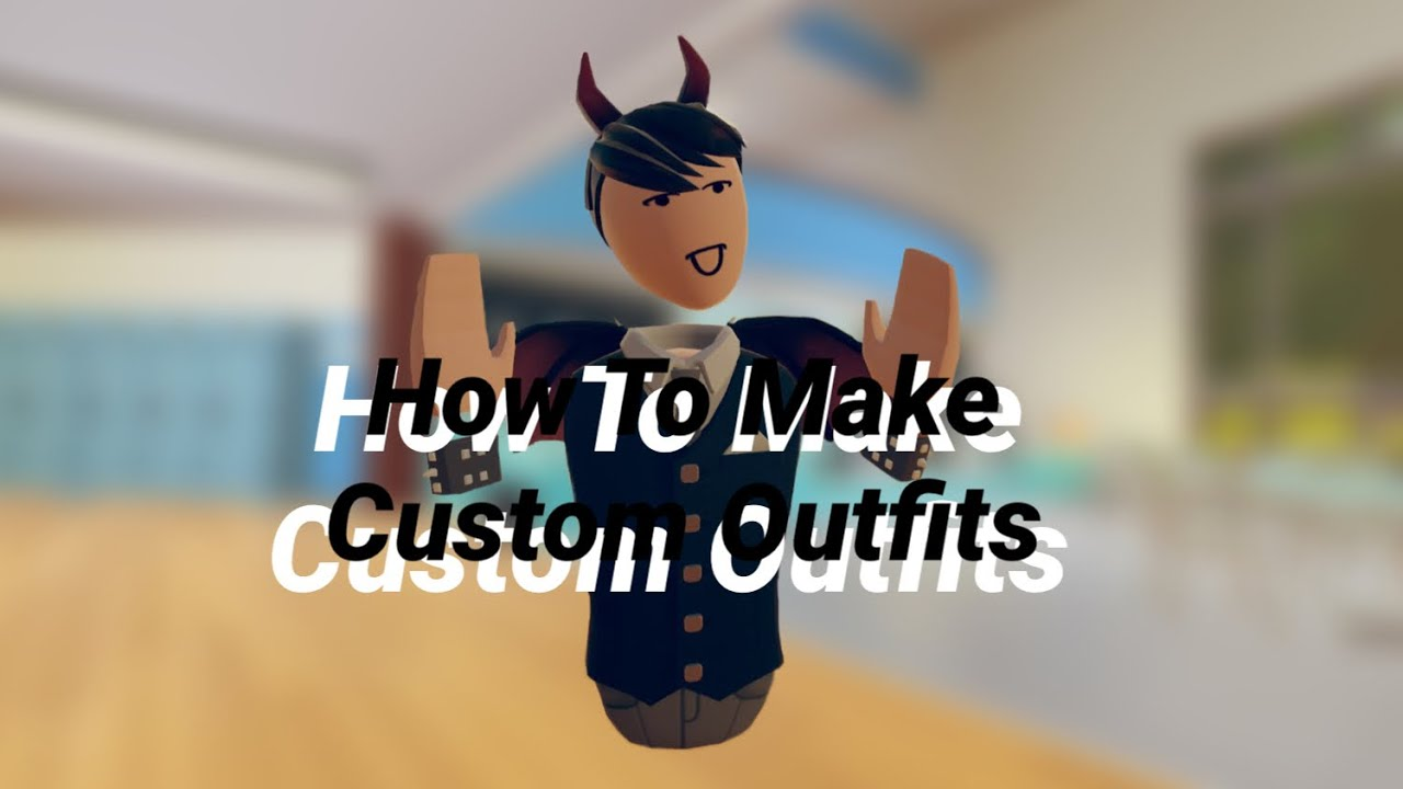 How To Make A Custom Outfit (Rec Room For Noobs #13) (Funny)