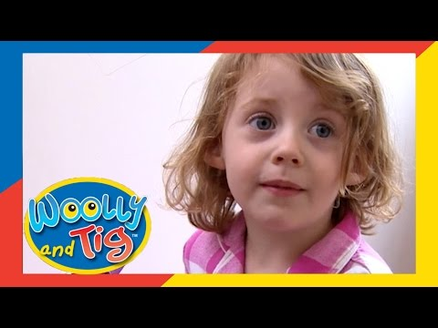 Woolly And Tig | Kids TV Show | Toy Spider