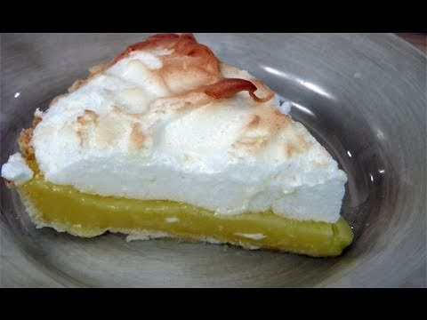 How To Make Lemon Meringue Pie - Recipe By Laura Vitale - Laura In The Kitchen Ep 121