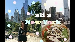 Alice a New York - Vlog | AliLuvi