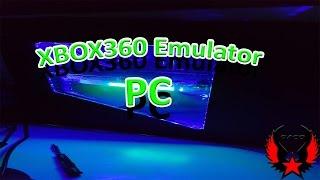 XBOX360 Emulator für PC [Deutsch] Anleitung + Download Test Forza Motorsport 3