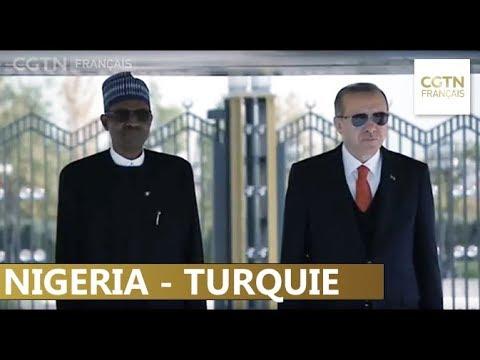 Visite officielle du Président nigérian Muhammadu Buhari
