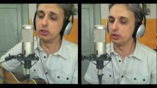 How to Sing a Cover of While My Guitar Gently Weeps Vocal Harmony Beatles Tutorial Harmonies