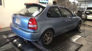 Civic B18 Gt30r 400whp PSI PROformance