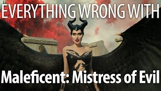 Everything Wrong With Maleficent: Mistress of Evil In Horny Minutes