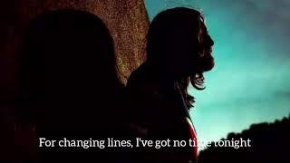 Time Tonight - John Frusciante (Lyrics video)