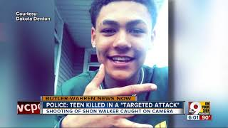 Police: Hamilton teen killed in a 'targeted attack'