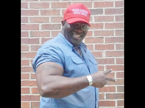 BLACK MAN in a MAGA Hat & American Exceptionalism #WalkAway pt 2 #TRUMP2020