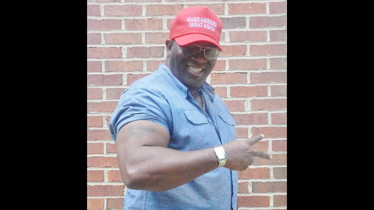 BLACK MAN in a MAGA Hat: Hearing His True Life Story. Is He Right? You Decide My People.