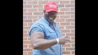 BLACK MAN in a MAGA Hat & American Exceptionalism #WalkAway pt  2 #TRUMP2020