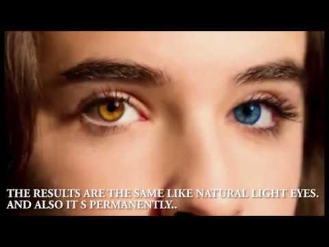 Eye Color Change Permanently | Worldeyelaser | Istanbul Turkey