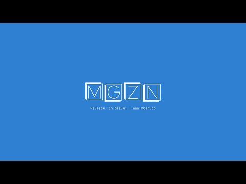 MGZN 2016 | Alberto Comper, Adobe Italia