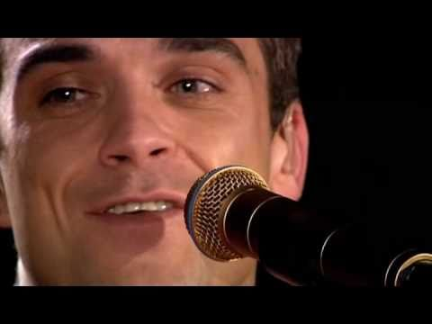 Robbie Williams Intensive Care