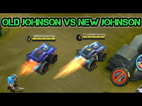 OLD JOHNSON vs NEW JOHNSON
