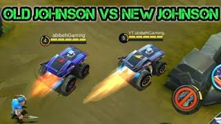 OLD JOHNSON vs NEW JOHNSON