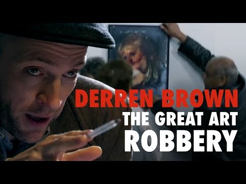 Derren Brown: The Great Art Robbery | FULL EPISODE