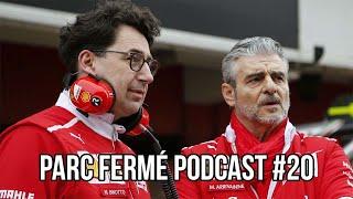 Kubica miał jeździć w McLarenie? Ciao Maurizio, czyli zmiany w Ferrari! - F1 Podcast #20