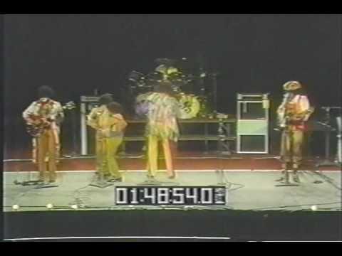 Michael Jackson and The Jackson Five 5 Live 1971