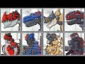 Dino Robot Transformer T-Rex Corps - Full Game Play 1080 HD